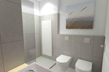 Badezimmer gestaltung innenarchitekt stefan schnell - Innenarchitektur badezimmer ...